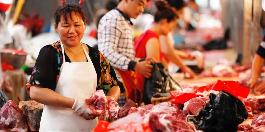 第二批1万吨刚投放,第三批国家存的猪肉也要来了!今日猪肉股大跌,拐点来了?