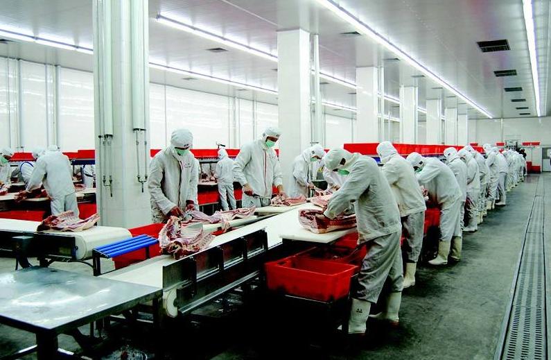 中德猪企合资建设年屠宰加工600万头生猪项目