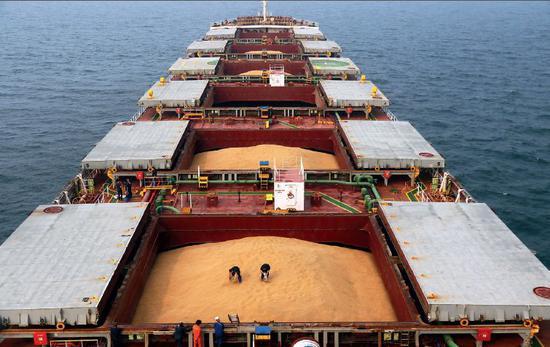 中国战略将改变国际大豆贸易格局?!