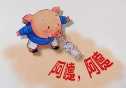 秋季忽冷忽热,非瘟严重,猪的流感一定要做好防控