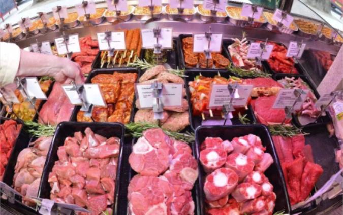 统计局:肉价经过一段调整会回归到常态