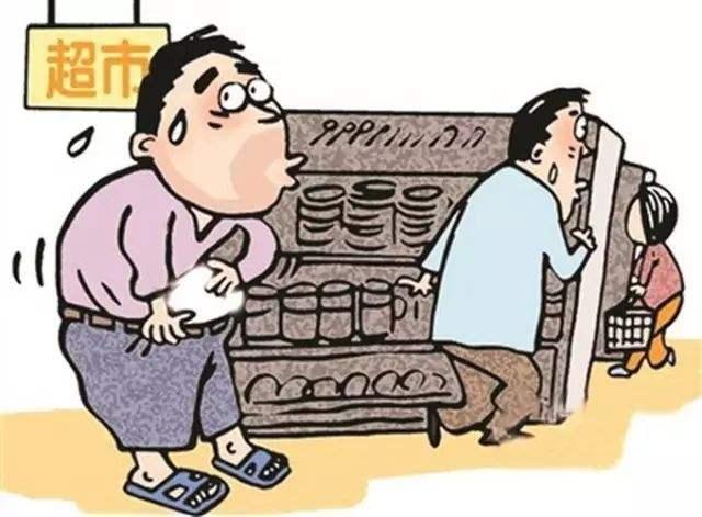 猪肉价格高的锅?七旬老人超市偷猪肉被拘留