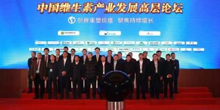 """""""2019中国维生素产业发展高层论坛""""的通知"""