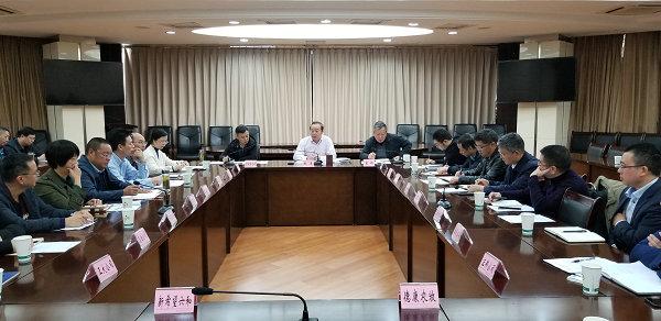 四川农业厅召开生猪生产保供座谈会 与养猪企业交流增能办法