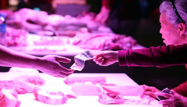 生猪价格7个月来首次下跌,11月上旬环比下降3.4%!