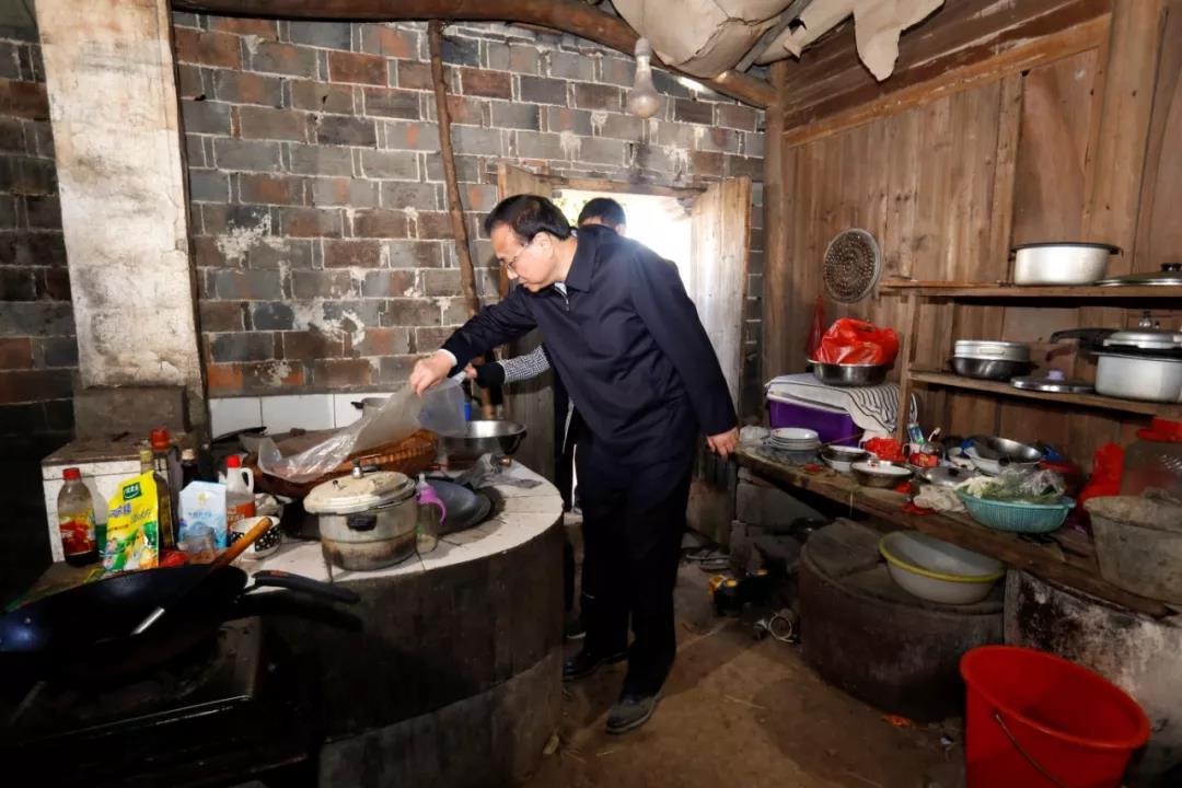 李克强总理来江西考察,支持农户散养!