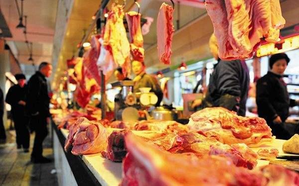 太原:上周猪肉价格还在涨