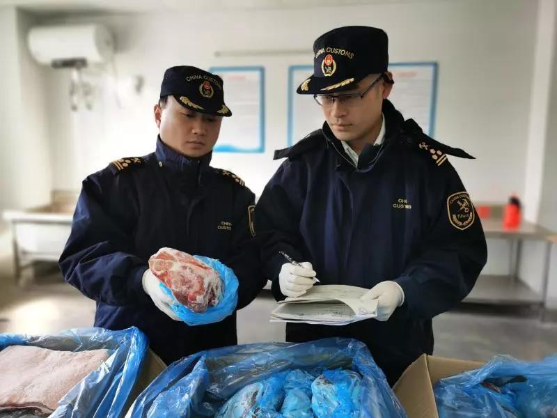 意大利冷冻猪肉进入中国,允许对华出口猪肉国家已达18个!