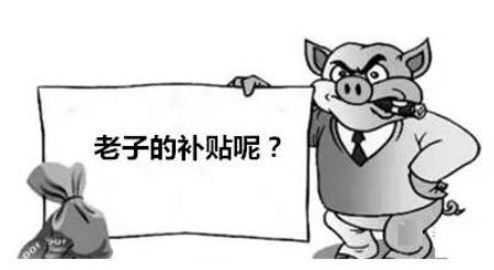 2019年养猪补贴