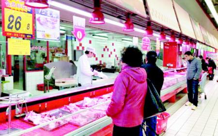 青岛猪肉连续三周环比下降 年末肉价或难回高点