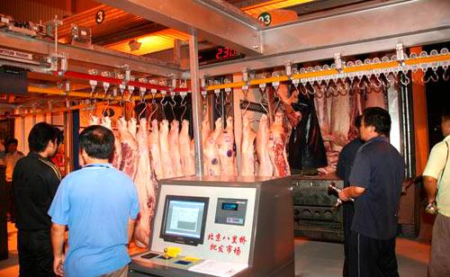 商务部:上周猪肉批发价格每公斤42.35元 下降3%