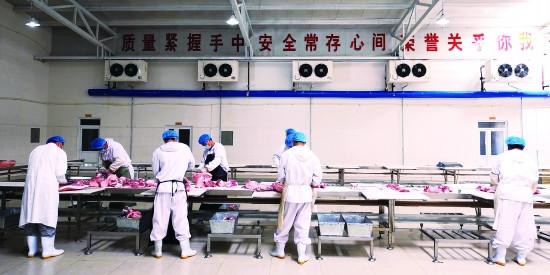"""农业农村部:恢复生猪生产、保障元旦、春节和""""两会""""期间猪肉供应,是重大政治任务"""