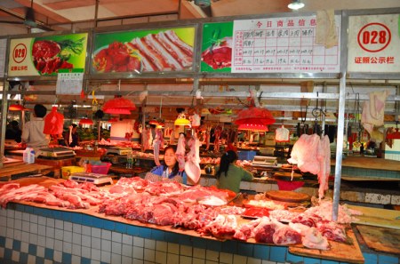 淄博:近期生猪及猪肉价格持续回落