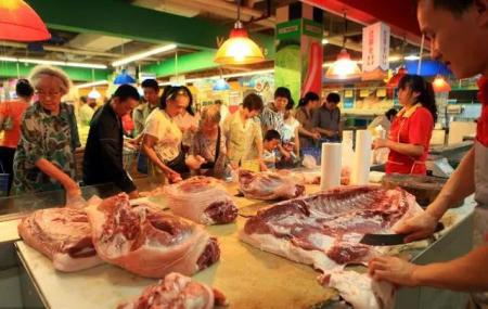 晋城市猪肉价格小幅回落