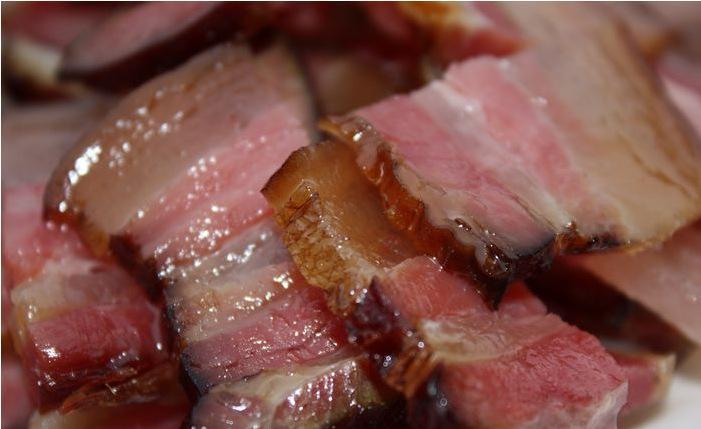 冬天腊肉这么腌,味道好极了