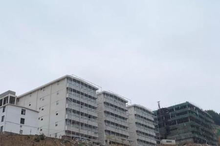 6层猪舍楼