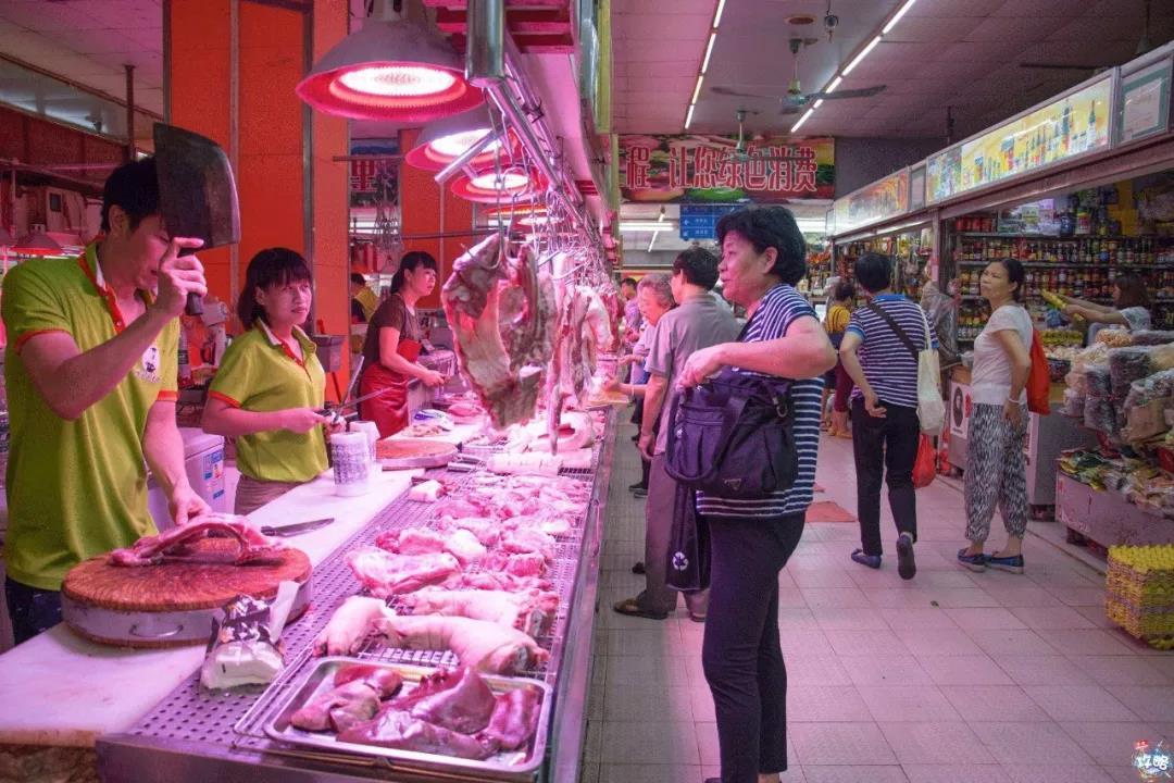 一块猪肉的旅程——那些关于猪肉交易你不知道的事儿