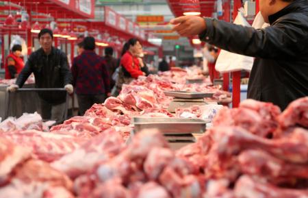 """猪价喜迎上涨,""""逢节必跌""""失效,储备肉和进口肉抑制不住猪价?"""