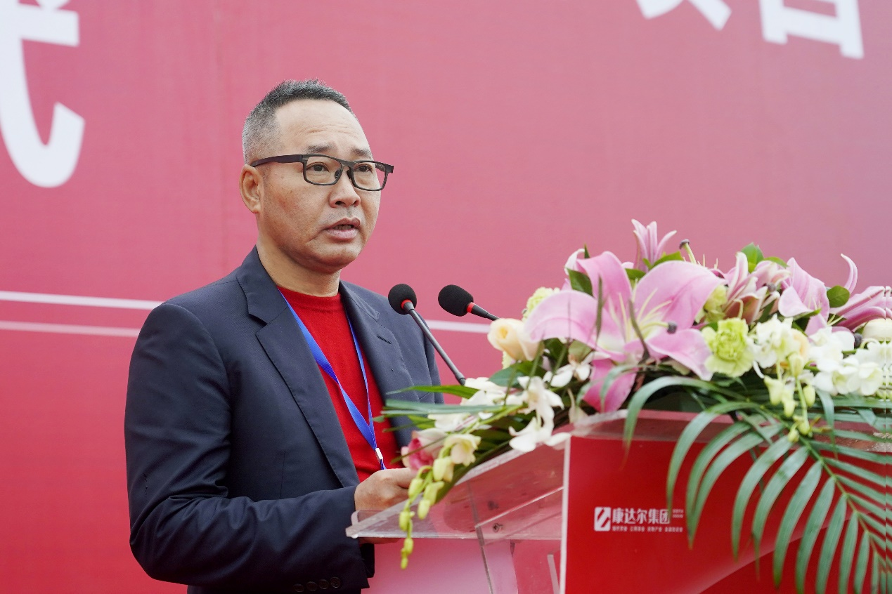 深圳康达尔公司再签广西贺州200万头生猪项目