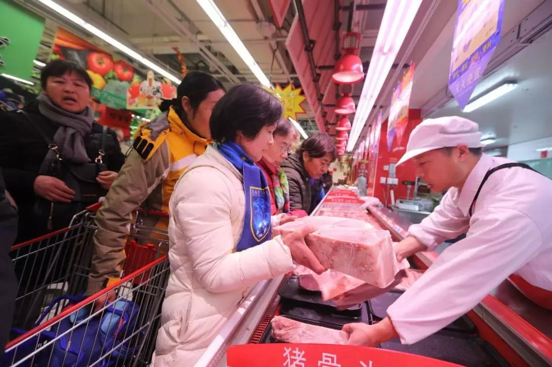 山东拟于春节前投放两万吨政府储备猪肉,低于市场价约10%