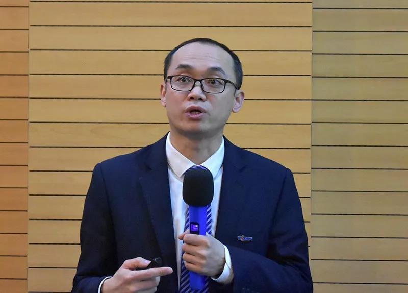 史记生物市场与技术服务部总经理刘小兵
