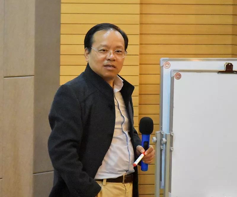 天邦股份公司董事长张邦辉