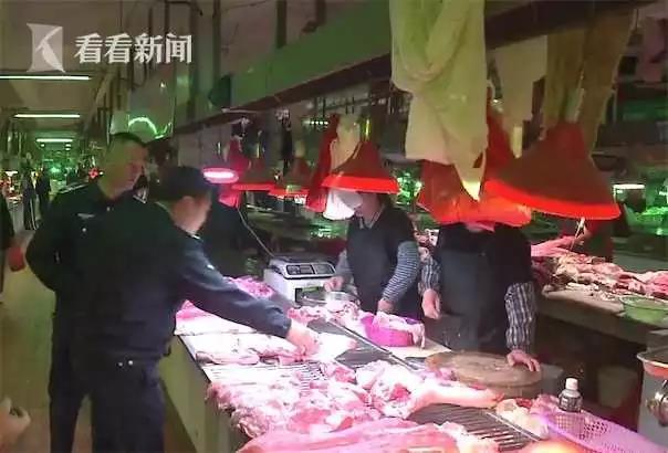 """私宰肉和正规肉混着卖!1604斤""""黑""""猪肉被销毁!"""