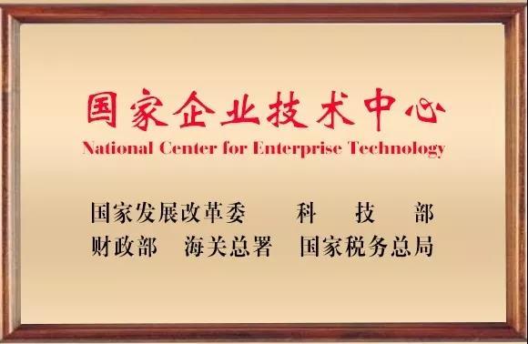 恭喜双胞胎集团技术中心再次获得国家发改委认定