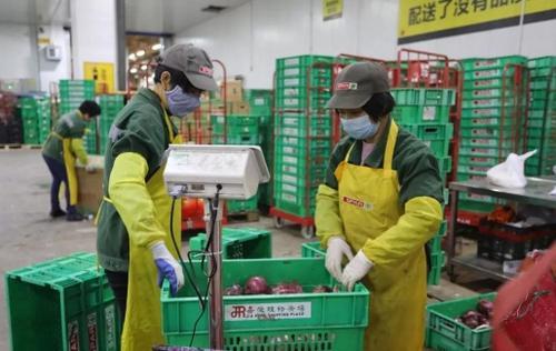 农业农村部:畅通物流通道,加大政策支持力度,做好疫情防控期间贫困地区农产品销售