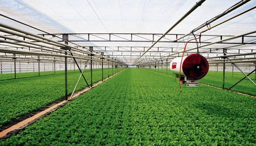 现代农业范