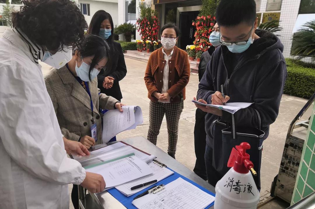 腾骏积极承担社会责任,复工保障消毒防疫物资供应