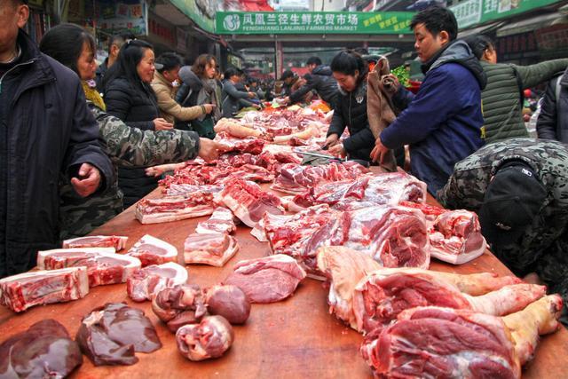 """储备肉投放,消费却陷""""两难""""境地?猪肉何时跌回20元?答案来了"""