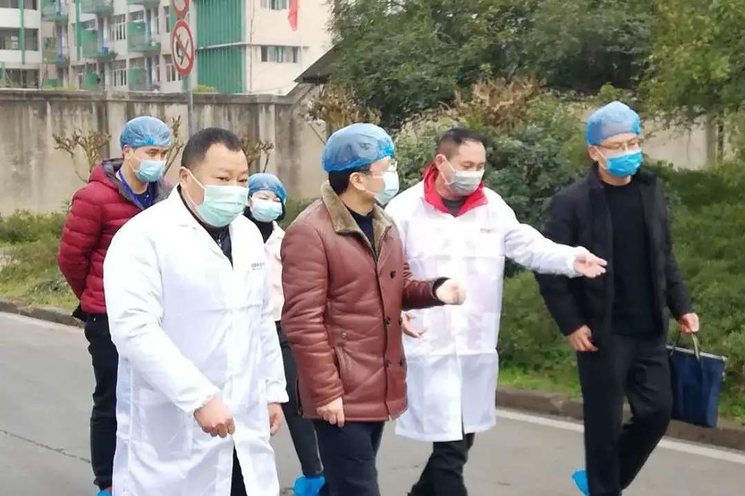 广安万千:地区防疫复产标杆 深受各级领导好评