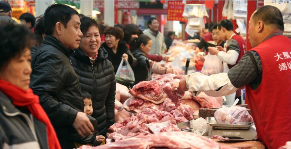 2月29日全国各地区猪肉价格报价表,随着大量放储冻肉,今日白条肉价格走低!