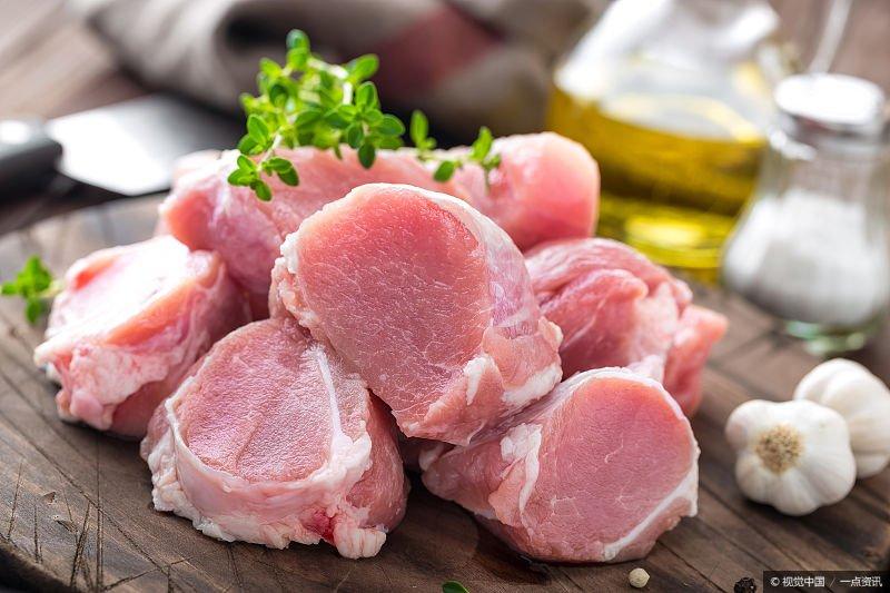 农业农村部:本周瘦肉型白条猪肉出厂价格每公斤48.75元,同比涨205.4%