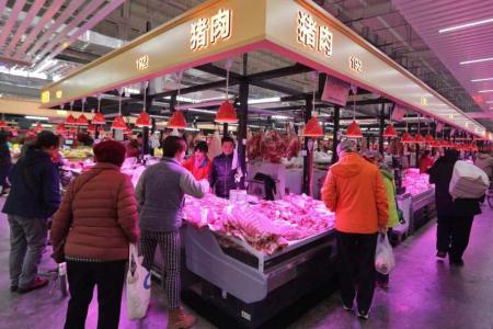 北京:二月猪肉价格冲高回落 白条猪上市量将逐渐增加