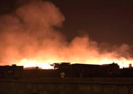 4000多头小猪葬身火海!广州花都一养殖场起火,损失或超800万