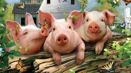 3月26日全国生猪价格内三元报价表,主要为下跌态势,有五省市小幅上涨!