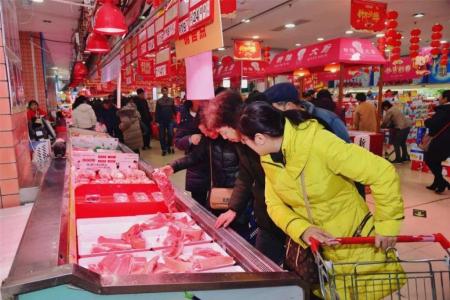 四川投放1.4万吨储备肉 猪肉价格仅为市场价60%左右