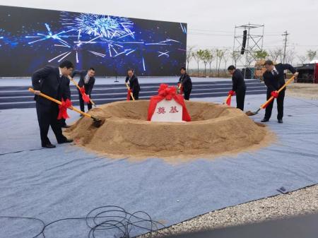 江苏省2020年农业农村重大项目建设现场推进视频会走进泗洪德康