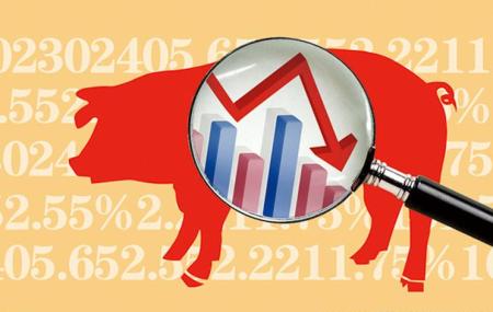 统计局:3月下旬生猪价格每千克环比降1.5元 降幅达4.1%