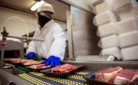 2020年第15周瘦肉型白条猪肉出厂价格监测 终端需求疲软带动肉价下跌