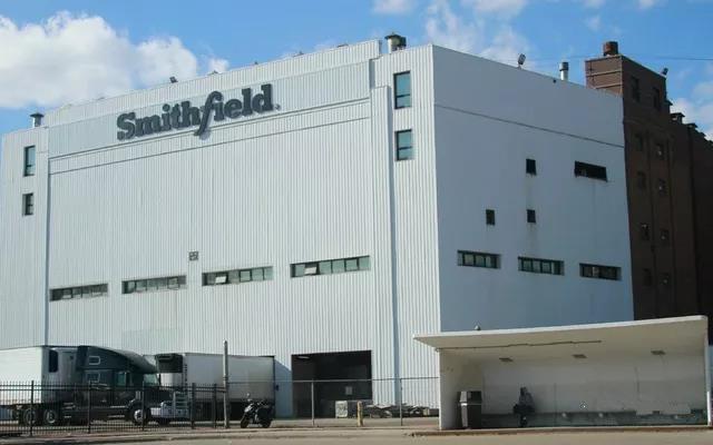 美猪肉企业史密斯菲尔德暴发新冠疫情,为万洲国际子公司