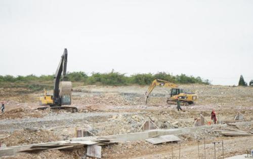 贵州平坝区:40万头生猪暨屠宰加工100万头生猪项目建设有序推进