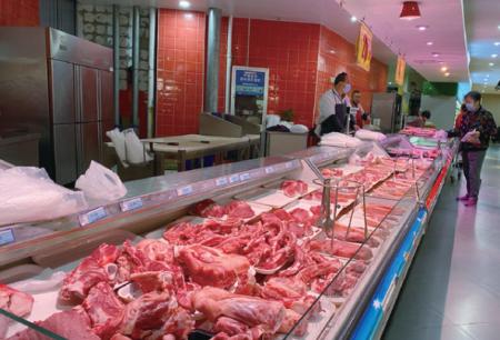 实地探访合肥商超:近期猪肉价格有所下降,但消费疲软未明显改善