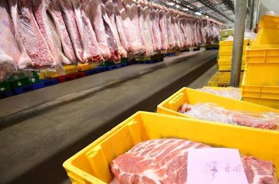 湖北武汉:冷鲜猪肉售价低于全国平均水平