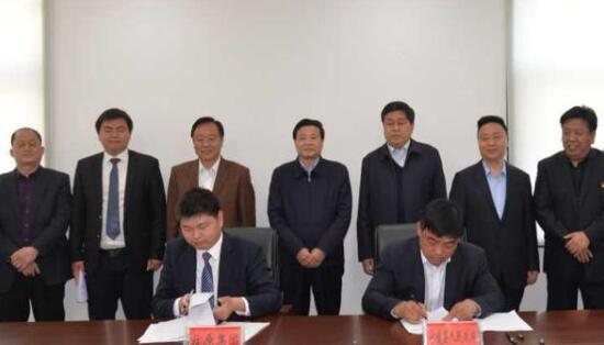 牧原集团:投资8亿元400万头生猪屠宰项目落户宁陵