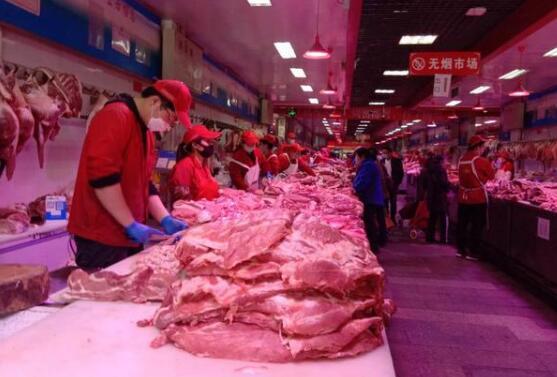 北京:猪肉价格俩月降了25%,带动肉蛋价格整体下降