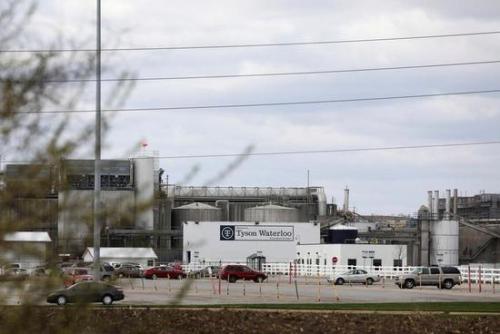 泰森食品在美最大猪肉厂将有限恢复生产