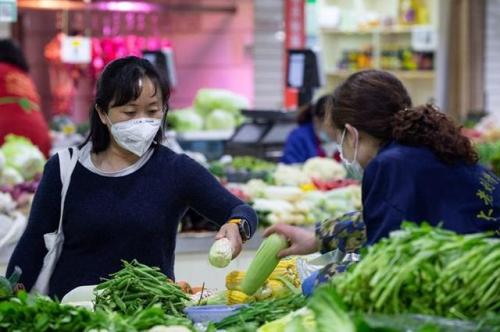 4月北京CPI同比上涨2.4%,猪肉价格同比上涨95.1%